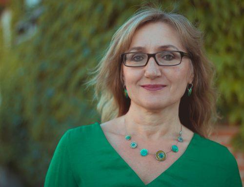 Ester Lázaro Entrevistada por la Revista Club + Renfe